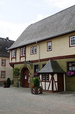 Oberstraße in Kiedrich