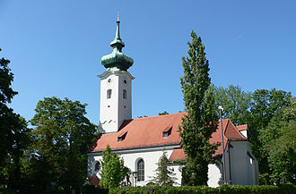 Bogenhausen - Saint George's church, Bogenhausen