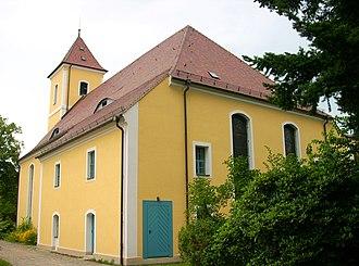 Lohsa - Image: Kirche Lohsa