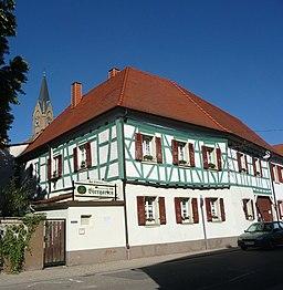 Hördter Straße in Germersheim