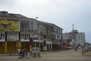 Kisangani Provincial capital and city in Tshopo Province, DR Congo