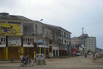 Former place names in the Democratic Republic of the Congo - Kisangani, formerly known as Stanleyville or Stanleystad