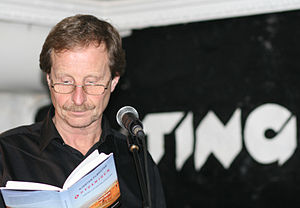 Brage Prize - Kjartan Fløgstad was awarded the prize in 1998