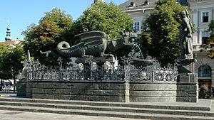 Klagenfurt : Map (The Full Wiki)