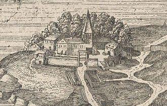 Anna Leuhusen - St. Clare's Priory, Stockholm Blodbadsplanschen 1524