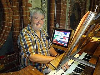 Klaus Uwe Ludwig German organist