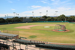 Klein Field at Sunken Diamond 2015.JPG