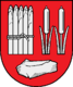 Coat of arms of Klein Nordende