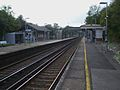 Knockholt station look north.JPG