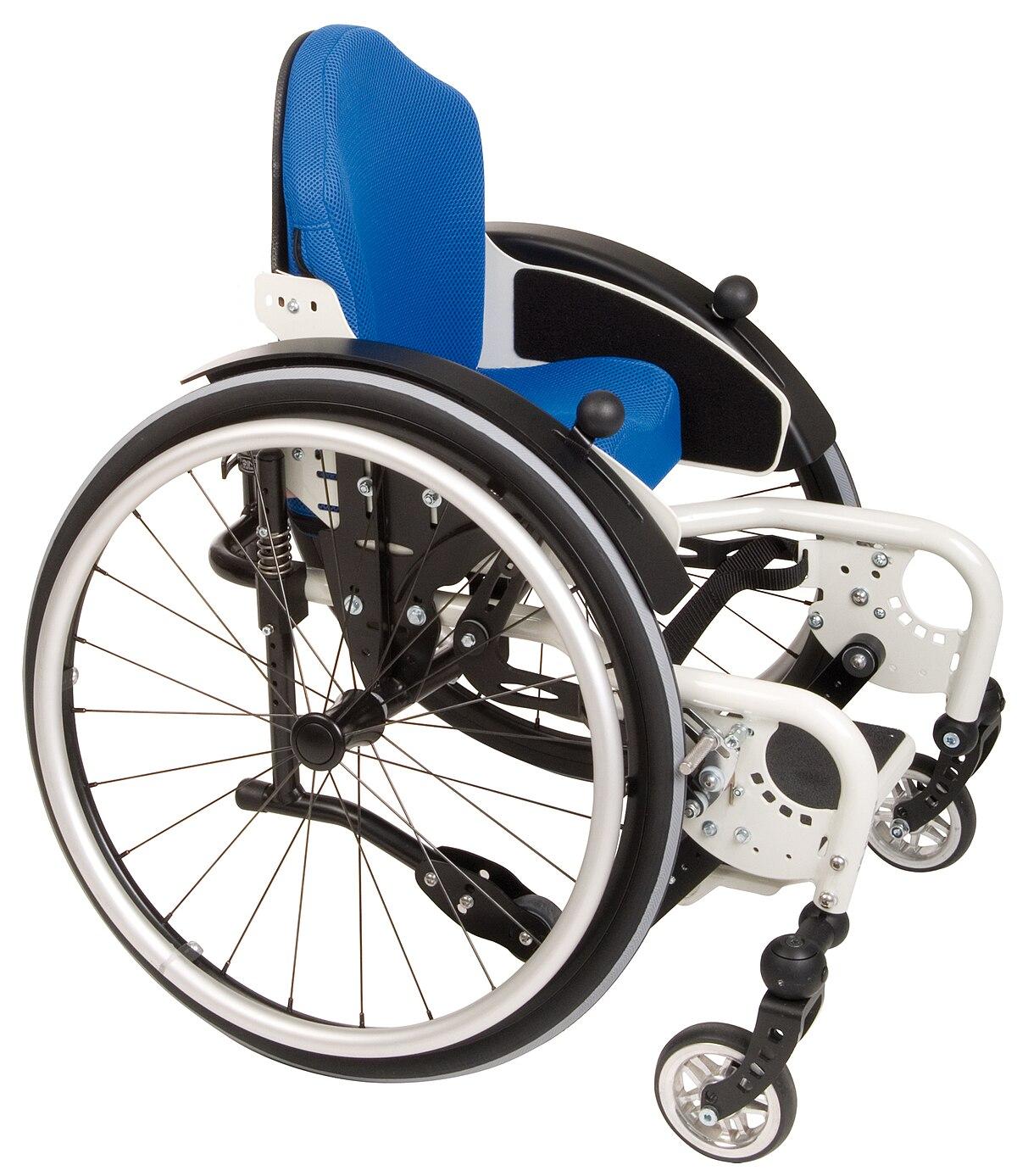 Sedia a rotelle - Wikiquote