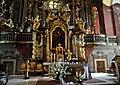 Kościół Podwyższenia Krzyża Świętego w Jeleniej Górze, Ołtarz główny.JPG