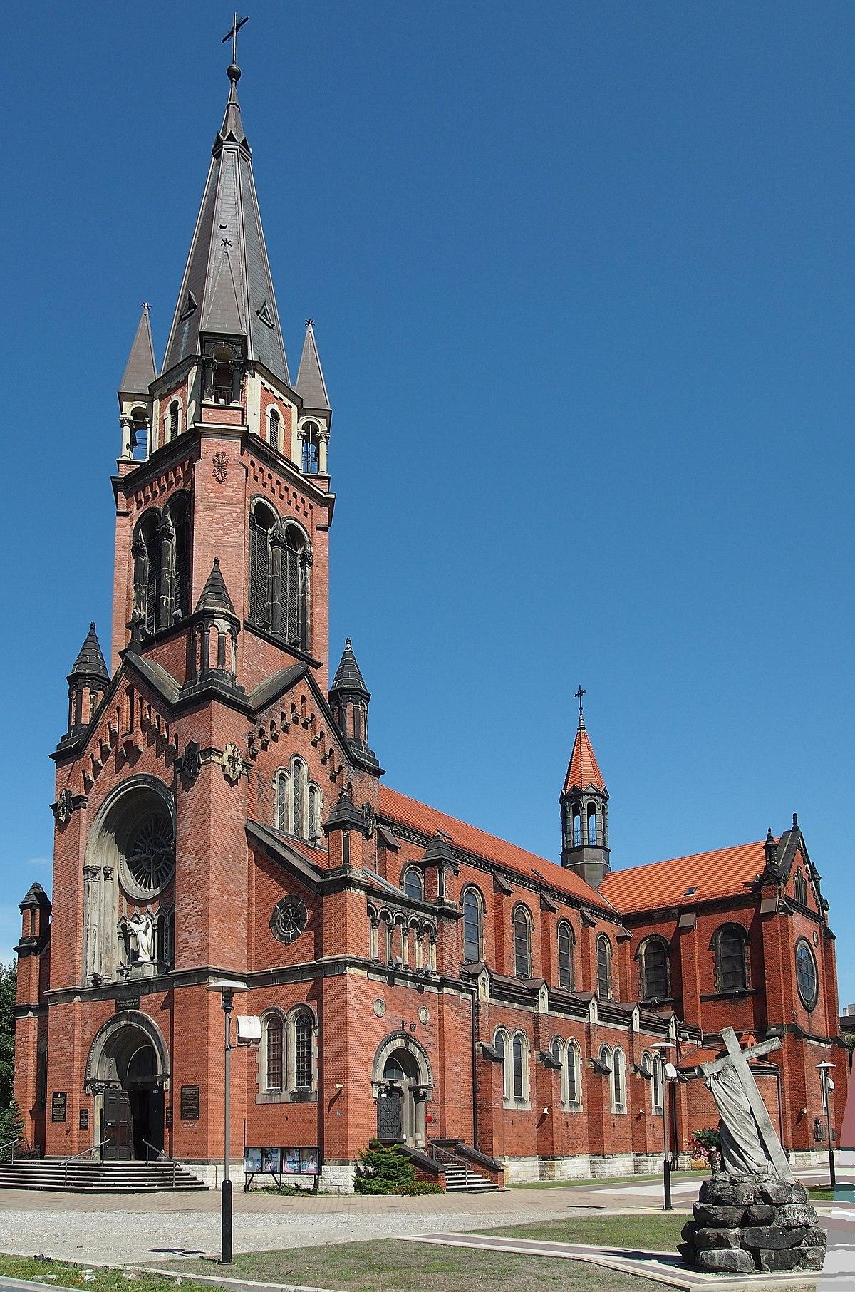 Diecezja sosnowiecka – Wikipedia, wolna encyklopedia