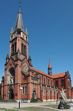 Kościół Wniebowzięcia NMP w Sosnowcu.jpg