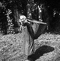 Koš za rezance in mrvo, Male Lašče 1960.jpg