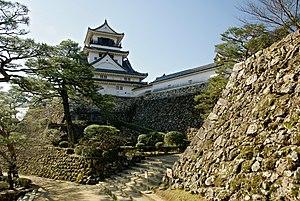 Kōchi, Kōchi - Kōchi Castle