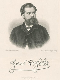Hans von Koessler German composer