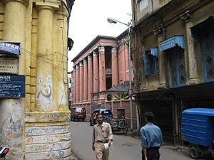 Pathuriaghata - Pathuriaghata Street
