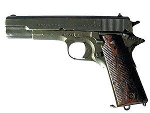 Kongsberg Colt - Image: Kongsberg Colt
