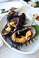 Korea-Sokcho-Seongge hoe-Raw sea urchin-01.jpg