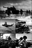 Situationer fra Koreakrigen.