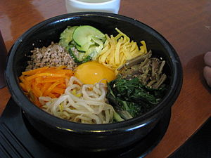 Cookbook Bibimbap Wikibooks Open Books For An Open World