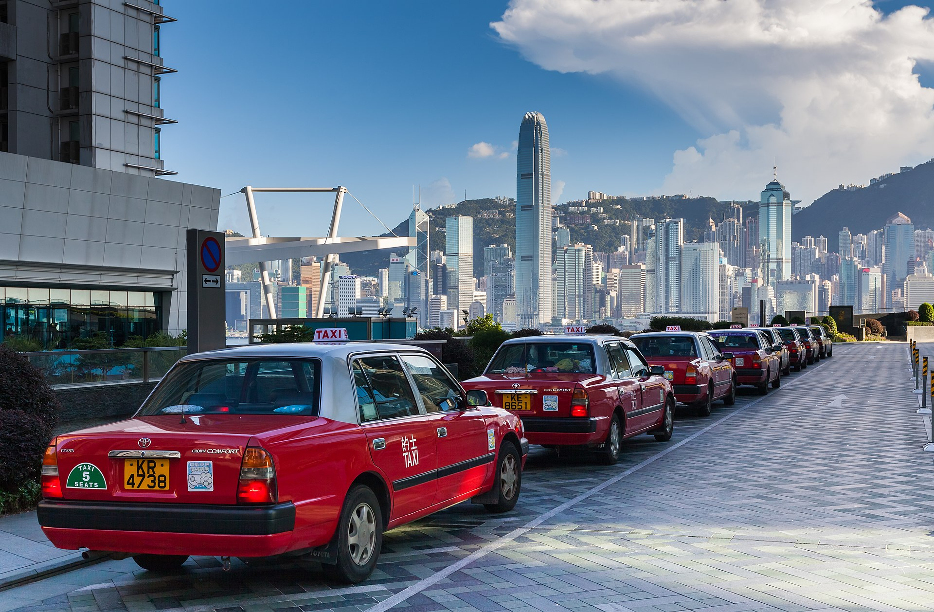 Taxicabs Of Hong Kong Wikipedia