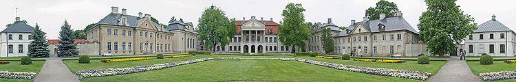 Kozłówka pałac vongrzanka.jpg
