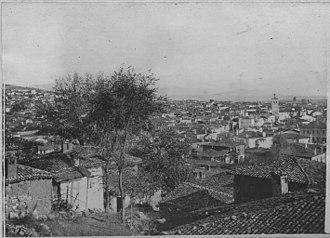 Kozani - Kozani, 1918