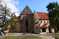 Kraków - Church of St. Francis 01.JPG