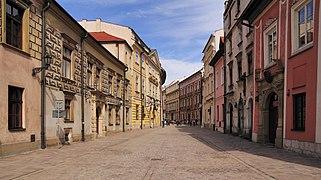 Krakau - Ulica Kanonicza.jpg