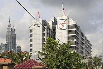 Federal Land Development Authority - Wisma FELDA in Kuala Lumpur