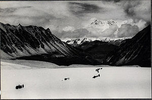 Frederick Williamson - Kula Kangri from Moenla Karchung 1933