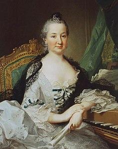 Countess Palatine Elisabeth Auguste of Sulzbach German countess