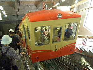 Kurobe Cable Car - Kurobe Cable Car funicular
