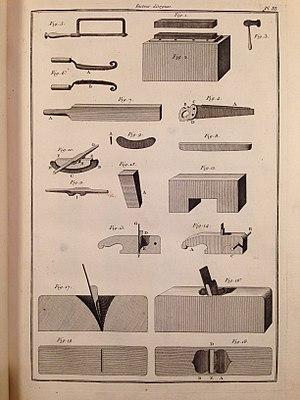 Dom Bédos de Celles - Image: L'art du facteur d'orgues 03