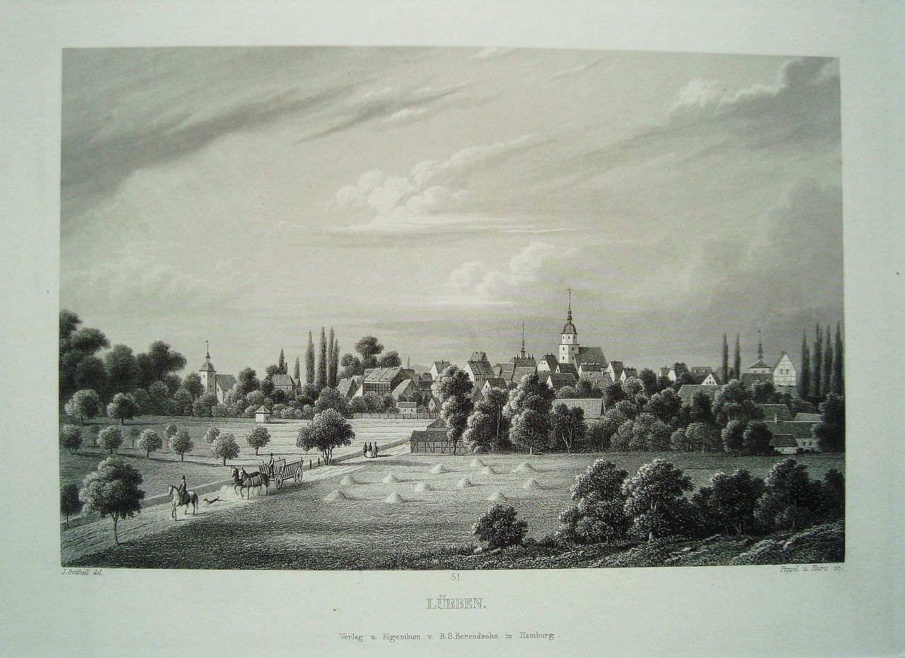 Lübben 1860.jpg