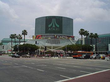 LA Conference Centre E3 2005.jpg