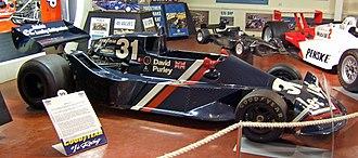 LEC Refrigeration Racing - LEC CRP1 Formula One car.