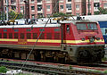 LGD based WAP-4 loco 22264 at Secunderabad.jpg