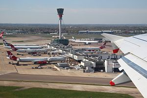 Heathrow Airport Holdings - Heathrow Airport accounts for 95% of the company's business