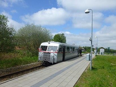 Sådan kommer du til Duemose med offentlig transport – Om stedet