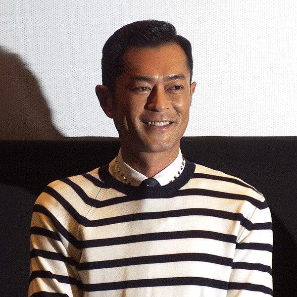 Photo Louis Koo via Wikidata