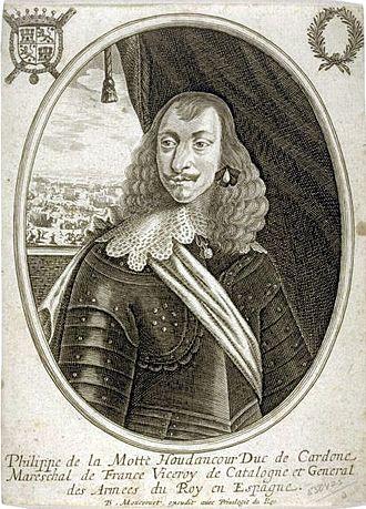 Philippe de La Mothe-Houdancourt - Philippe de la Motte-Houdancourt