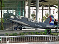 La Havane-Musée de la Révolution-Avion.jpg