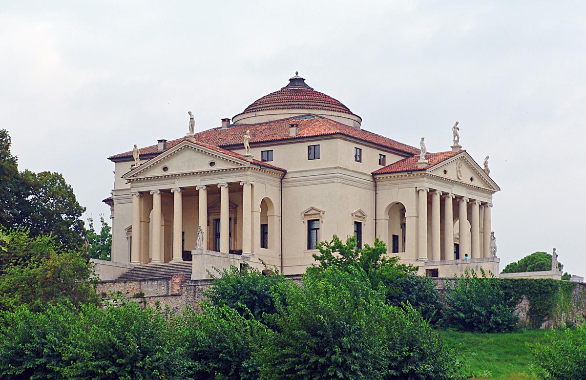 Villas palladianas wikipedia la enciclopedia libre for Planimetrie ville moderne
