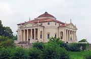 La Rotonda, by Palladio.