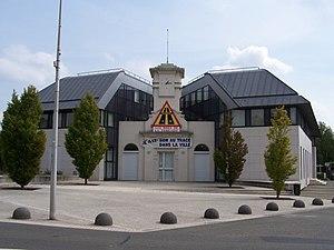La Verrière - Town hall