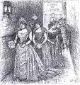 La reine d'un lavoir parisien et son cortège à la Fête des Blanchisseuses, Mi-Carême 1891..jpg