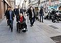La renovada calle Atocha recupera espacio para el peatón y su importancia como puerta de entrada al casco histórico de la ciudad 06.jpg
