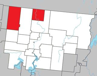 Lac-Chicobi, Quebec Unorganized territory in Quebec, Canada